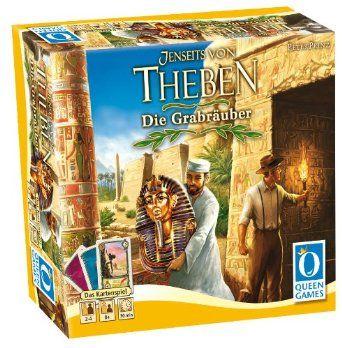 Jenseits von Theben – Die Grabräuber