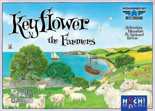 Keyflower - The farmers