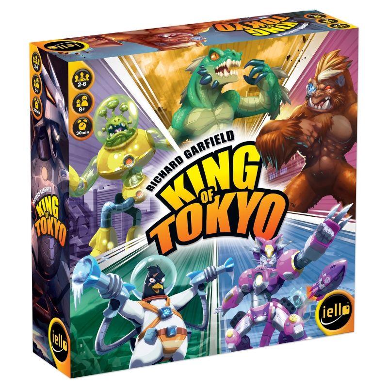 King of Tokyo - Version 2
