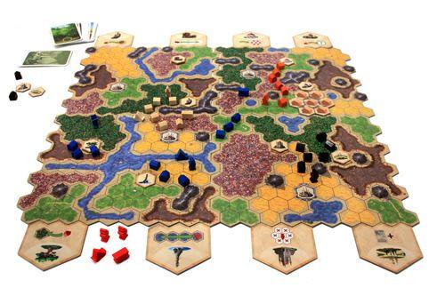 Kingdom Builder: Crossroads
