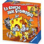 La course aux fromages