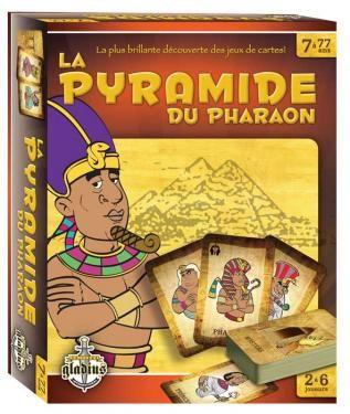 La pyramide du Pharaon