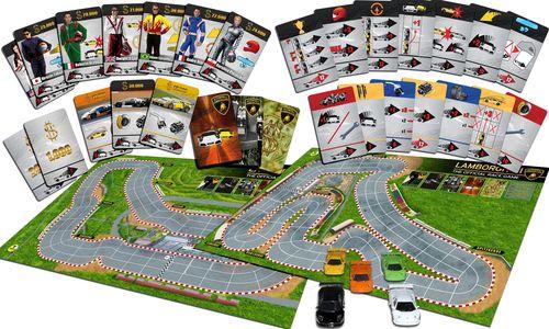 Lamborghini: The Official Race Game