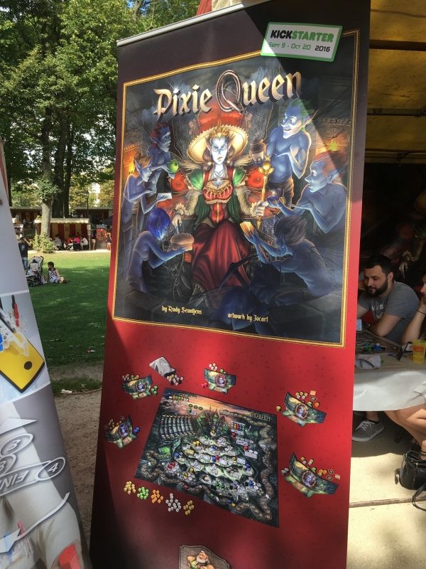 Pixie Queen, un Kickstarter prévu pour le 9 septembre
