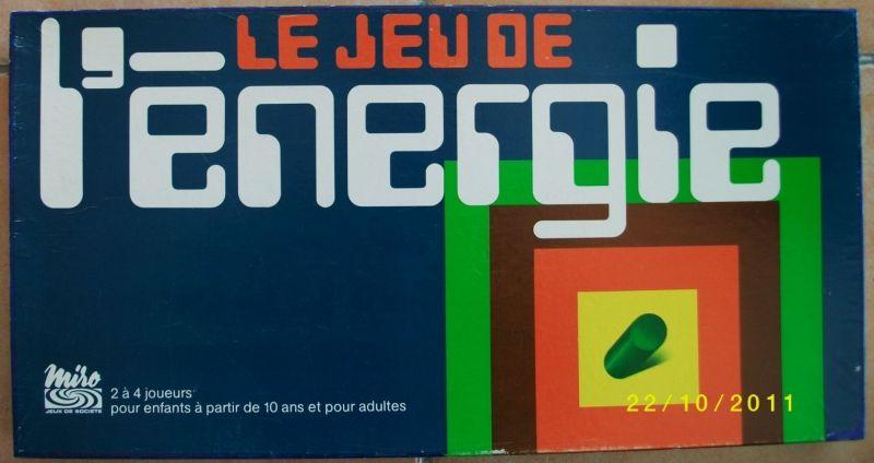 Le Jeu de l'énergie