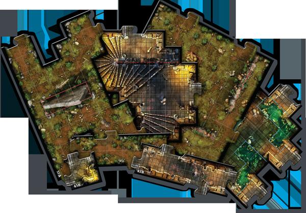 Le Labyrinthe des Ruines