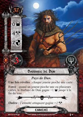 Le Seigneur des Anneaux JCE : L'Appel de l'Isengar