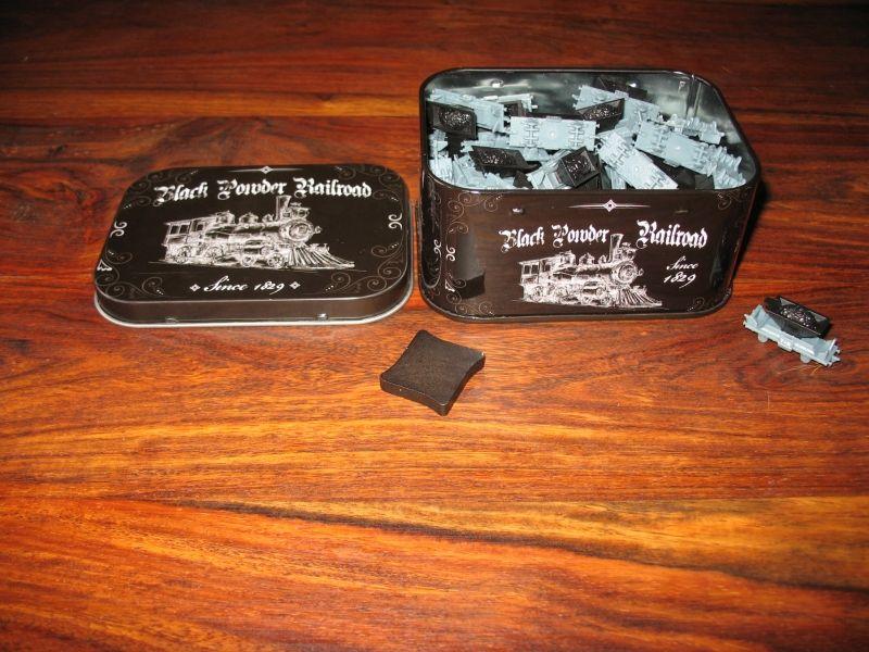 Le charbon c'est noir c'est vrai.