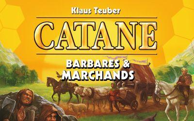 Les Colons de Catane - Marchands et Barbares
