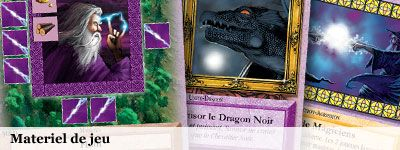 Les Colons de Catane : Magiciens & Dragons