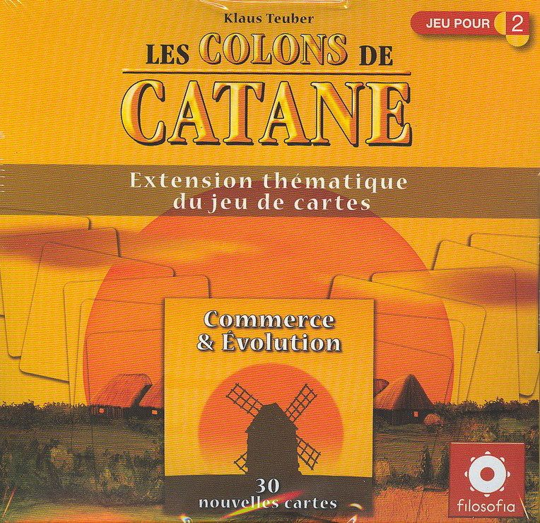 Les Colons de Catane : Commerce et Evolution