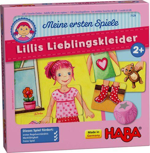 Lillis Lieblingskleider