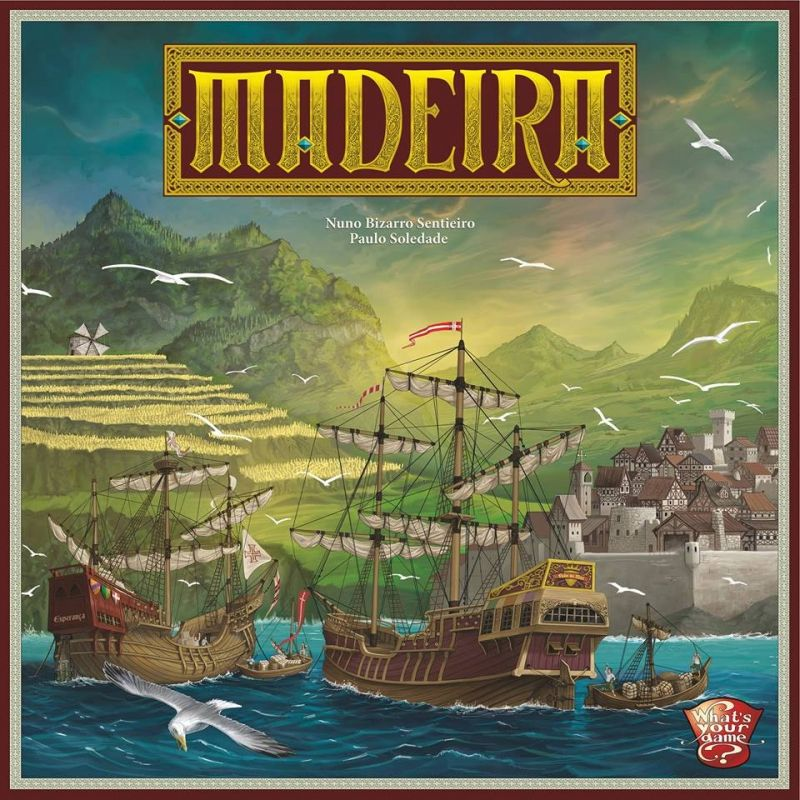 Madeira: Pearl of the Atlantic
