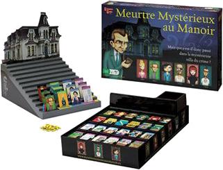Meurtre Mystérieux au Manoir