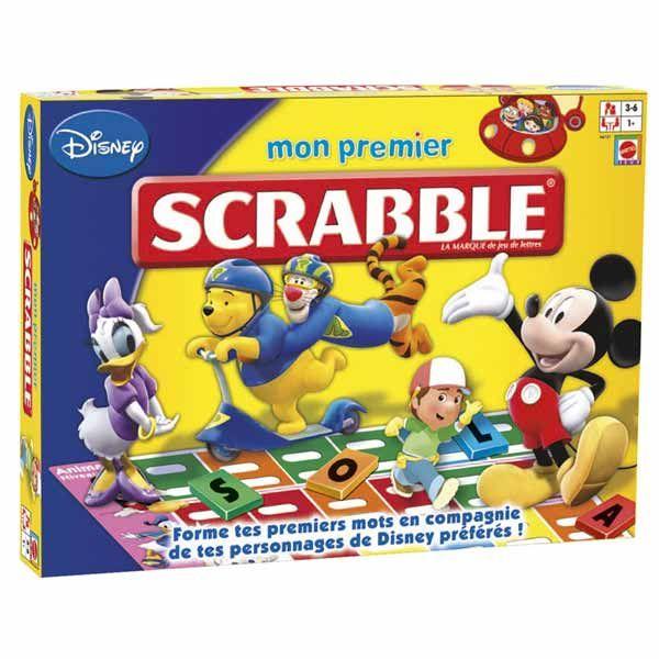 Mon Premier Scrabble Disney