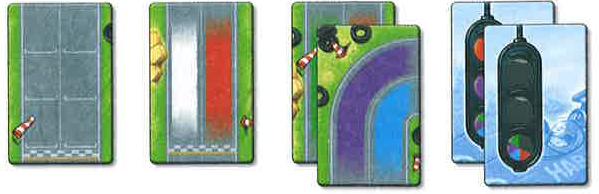 Monza - jeu de cartes