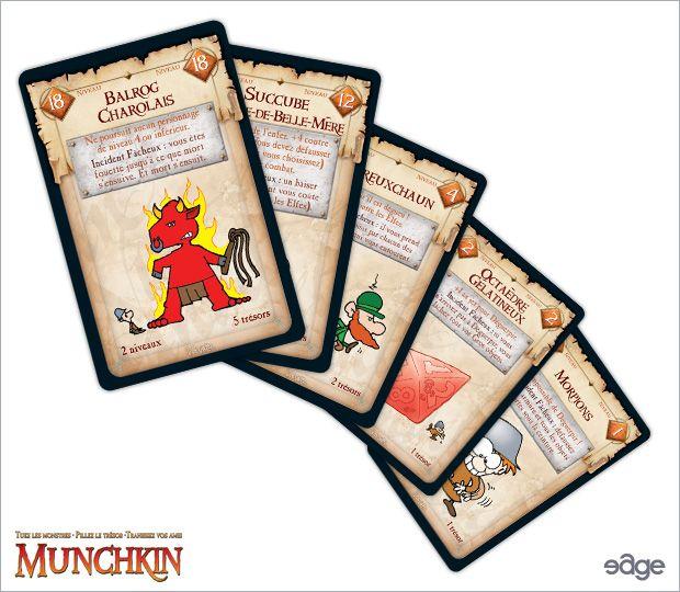 Munchkin - Seconde Edition