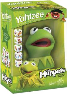 Muppets Yahtzee