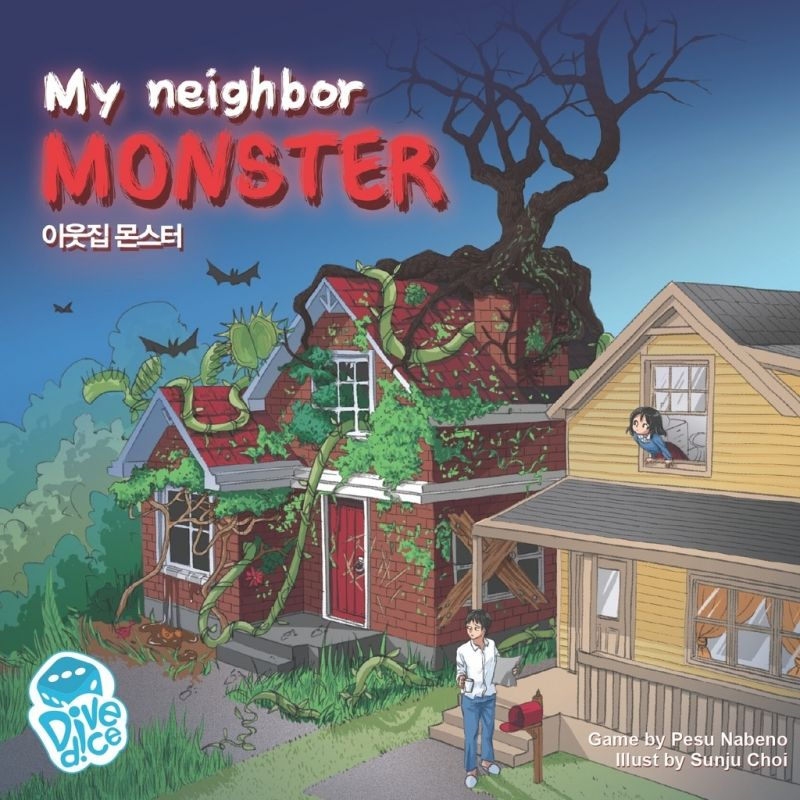 My neighbor Monster