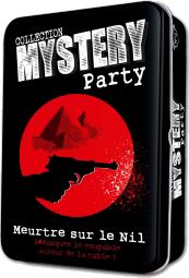 Mystery Party - Meurtre sur le Nil