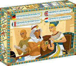 Nefertiti : l'extension