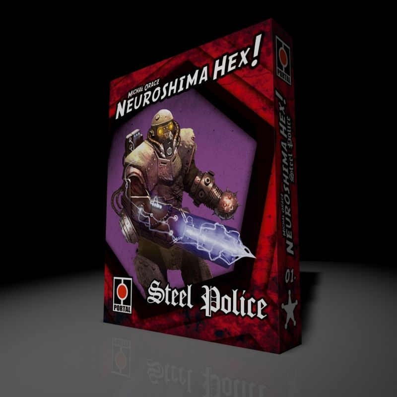 Neuroshima Hex ! - Steel Police