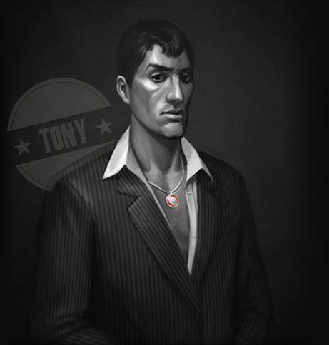 Tony (Montana sans doute)