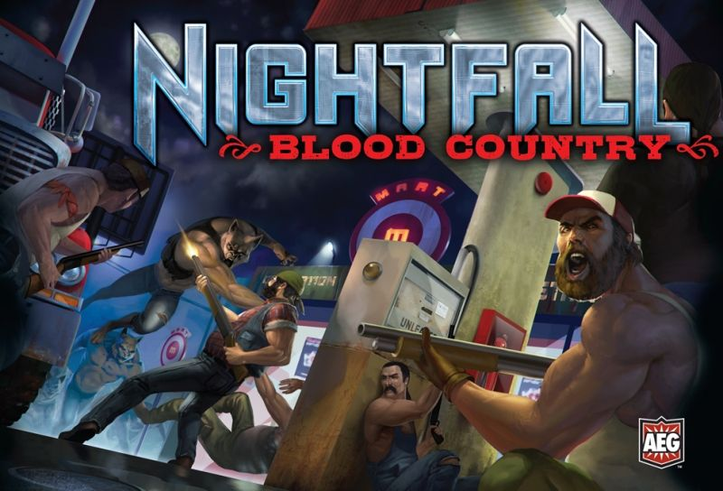 Nightfall - Blood country
