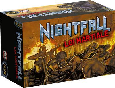 Nightfall: La loi martiale