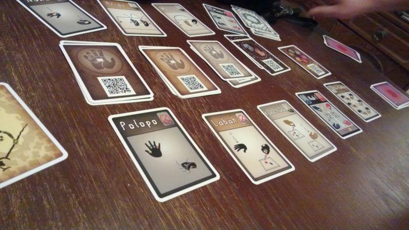 cartes défis