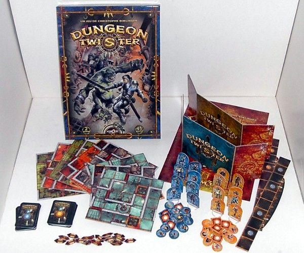 Dungeon Twister
