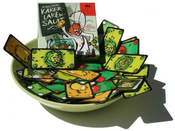 Kakerlaken Salat