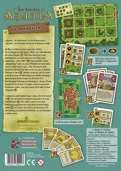 Agricola : Die Moorbauern