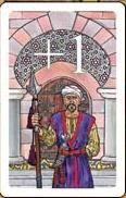 Aladdin's Dragons card game