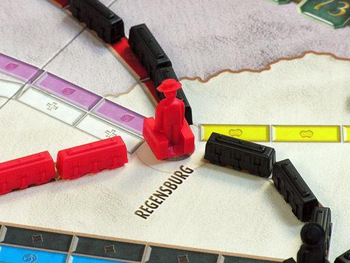 Les Aventuriers du Rail : Édition Märklin