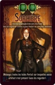 Salem, l'ombre de cthulhu