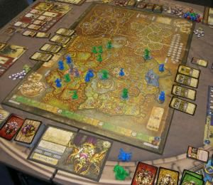 World of Warcraft : le jeu de plateau