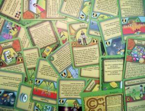 Agricola : X deck