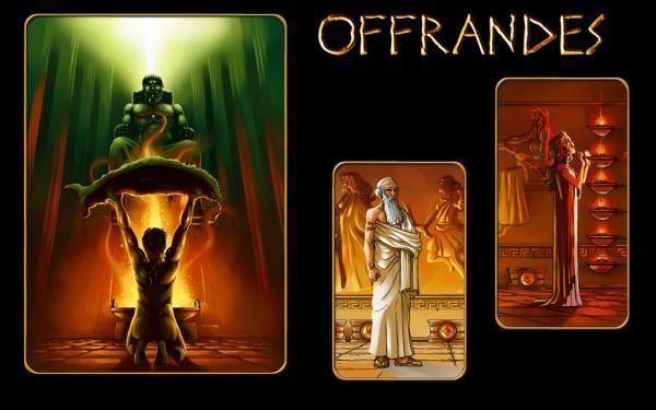 Offrandes