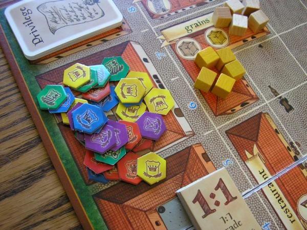 Die Händler von Genua