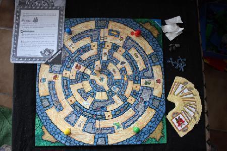 Le Labyrinthe Secret