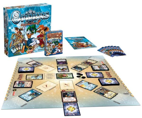 Wizards of Mickey - Origines deluxe