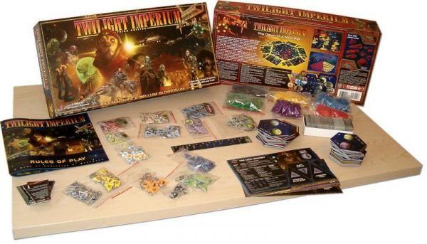 Twilight Imperium - Third Edition