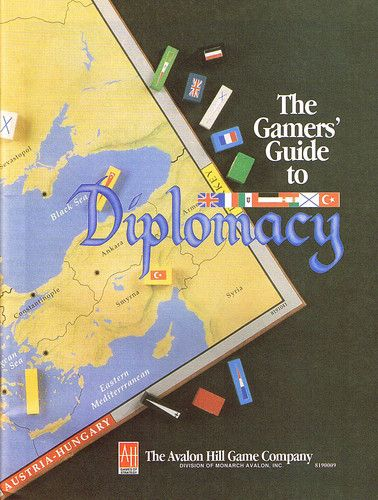 The Gamer Guide to Diplomacy