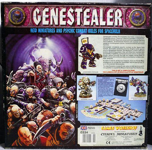 Space Hulk - Genestealer expansion