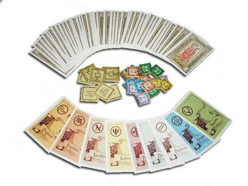 Kardinal & König - Das Kartenspiel