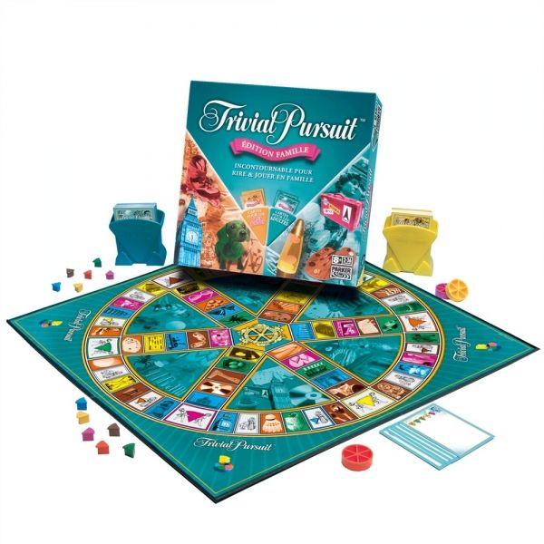 Trivial Pursuit - Edition Famille