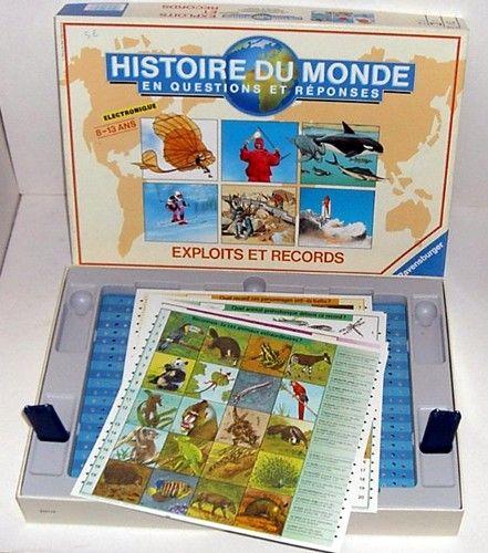 Histoire du Monde : Exploits et records