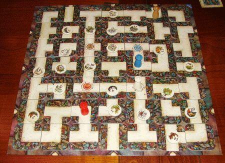Das Labyrinth Der Meister