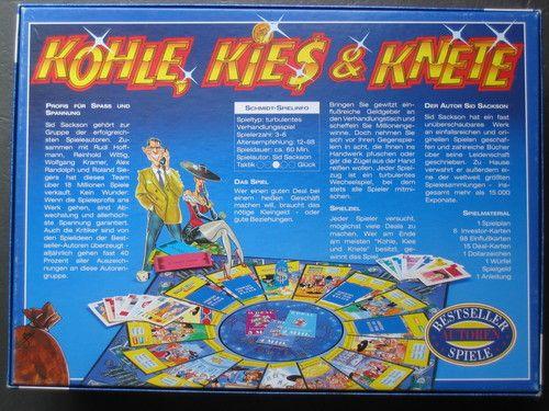 Kohle, Kies & Knete